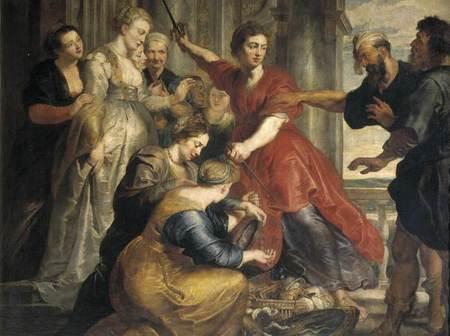 El joven Van Dyck muestra su arte precoz en el Museo del Prado