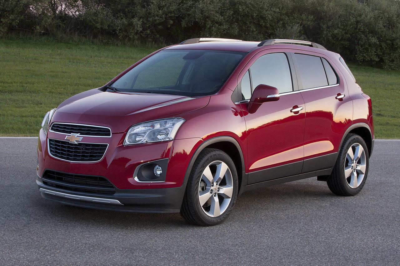Foto de Chevrolet Trax 2013 (12/18)