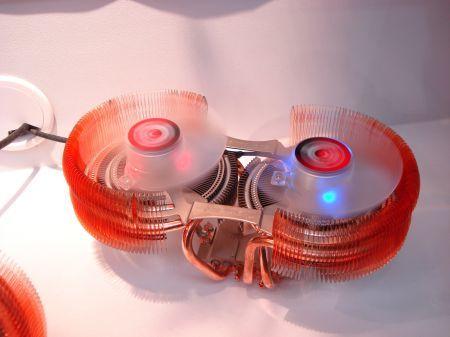 Nuevos disipadores para CPU de Thermaltake en el CeBIT 2008