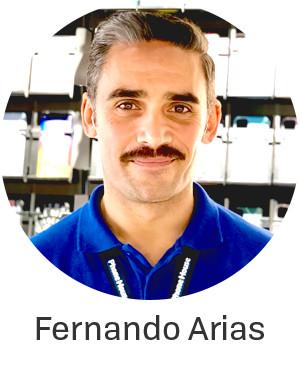 Fernando Arias Careto