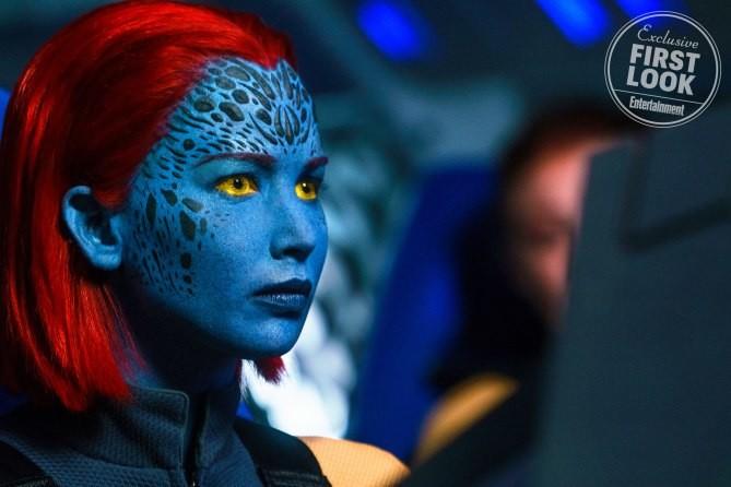 Foto de 'X-Men: Dark Phoenix', primeras imágenes (4/8)