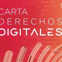 """La Carta de Derechos Digitales busca """"proteger y ampliar"""" los derechos de la ciudadanía en la red, pero no implica ningún cambio"""