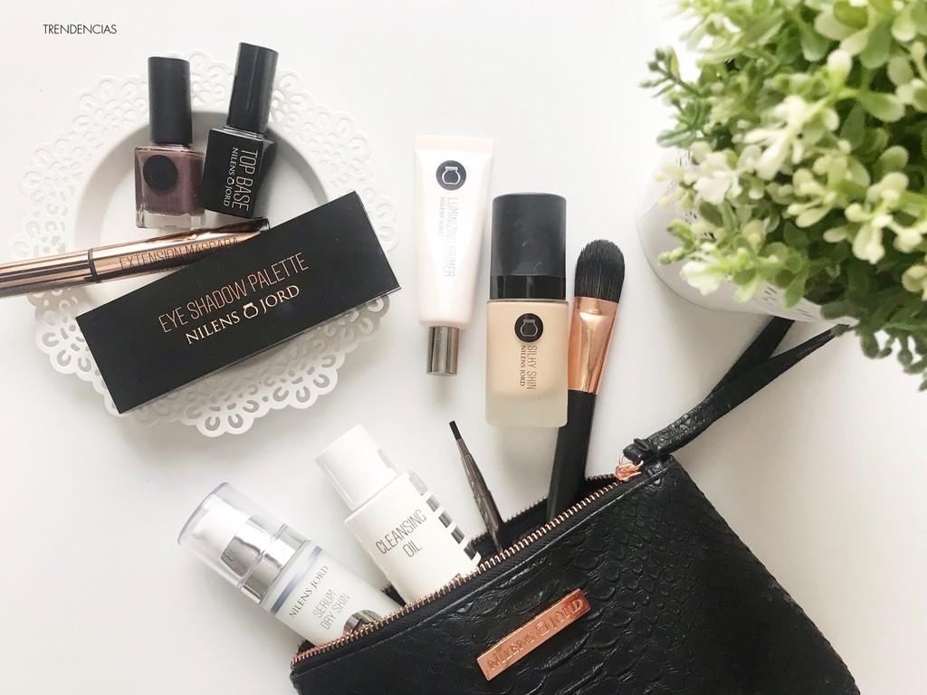 Probamos los imprescindibles de maquillaje de Nilens Jord para un perfecto look de primavera inclusive para pieles sensibles o alérgicas