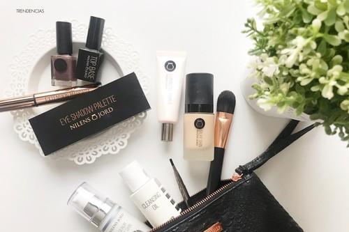 Probamos los imprescindibles de maquillaje de Nilens Jord para un perfecto look de primavera incluso para pieles sensibles o alérgicas