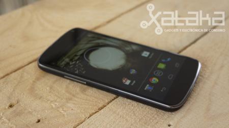 Nexus 4 análisis en xataka