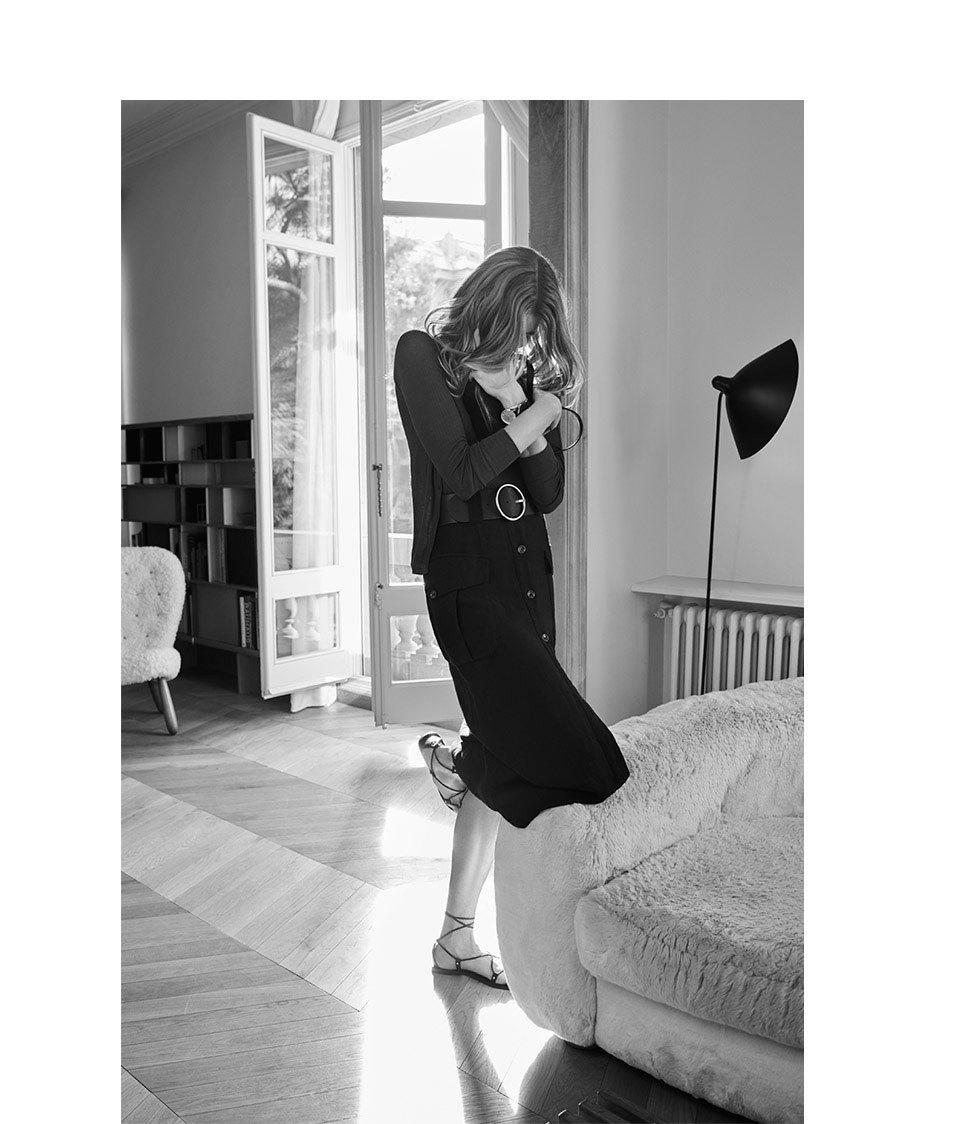 Foto de Veronika Heilbrunner x Massimo Dutti II (4/9)