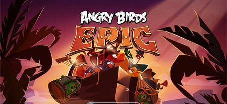 Angry Birds Epic, Rol de pájaros