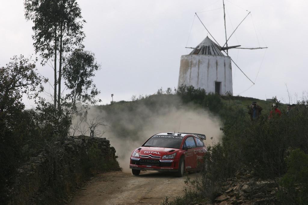 Foto de Citroen WRC Portugal 2007 (15/16)