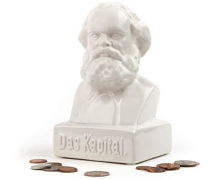 La hucha de Karl Marx