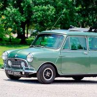 El legendario Mini Cooper S DeVille carrozado por Radford que perteneció a Paul McCartney, a subasta