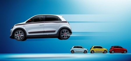 Renault Twingo eléctrico