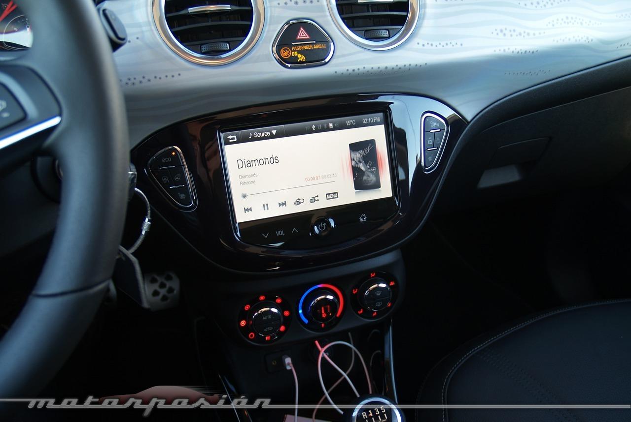 Foto de Opel Adam (presentación) (15/16)