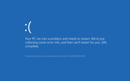 Windows10 Bug