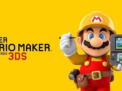 El reto de las medallas será uno de los grandes atractivos de Super Mario Maker para Nintendo 3DS