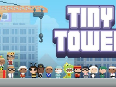 Tiny Tower regresa a Android para celebrar su 5º aniversario