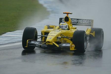 Giancarlo Fisichella Brasil Formula1 2003