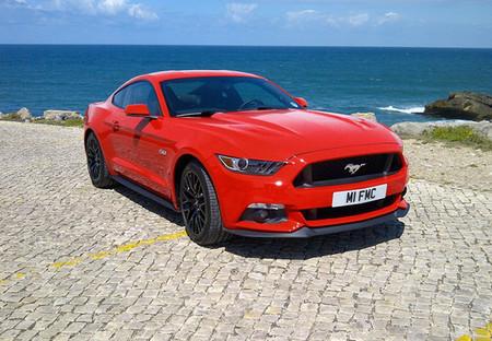 El Ford Mustang 2015 podría estar disponible desde 34.000 euros (al menos en Alemania)