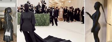 Los últimos looks de Balenciaga de Kim Kardashian no han dejado indiferente a nadie