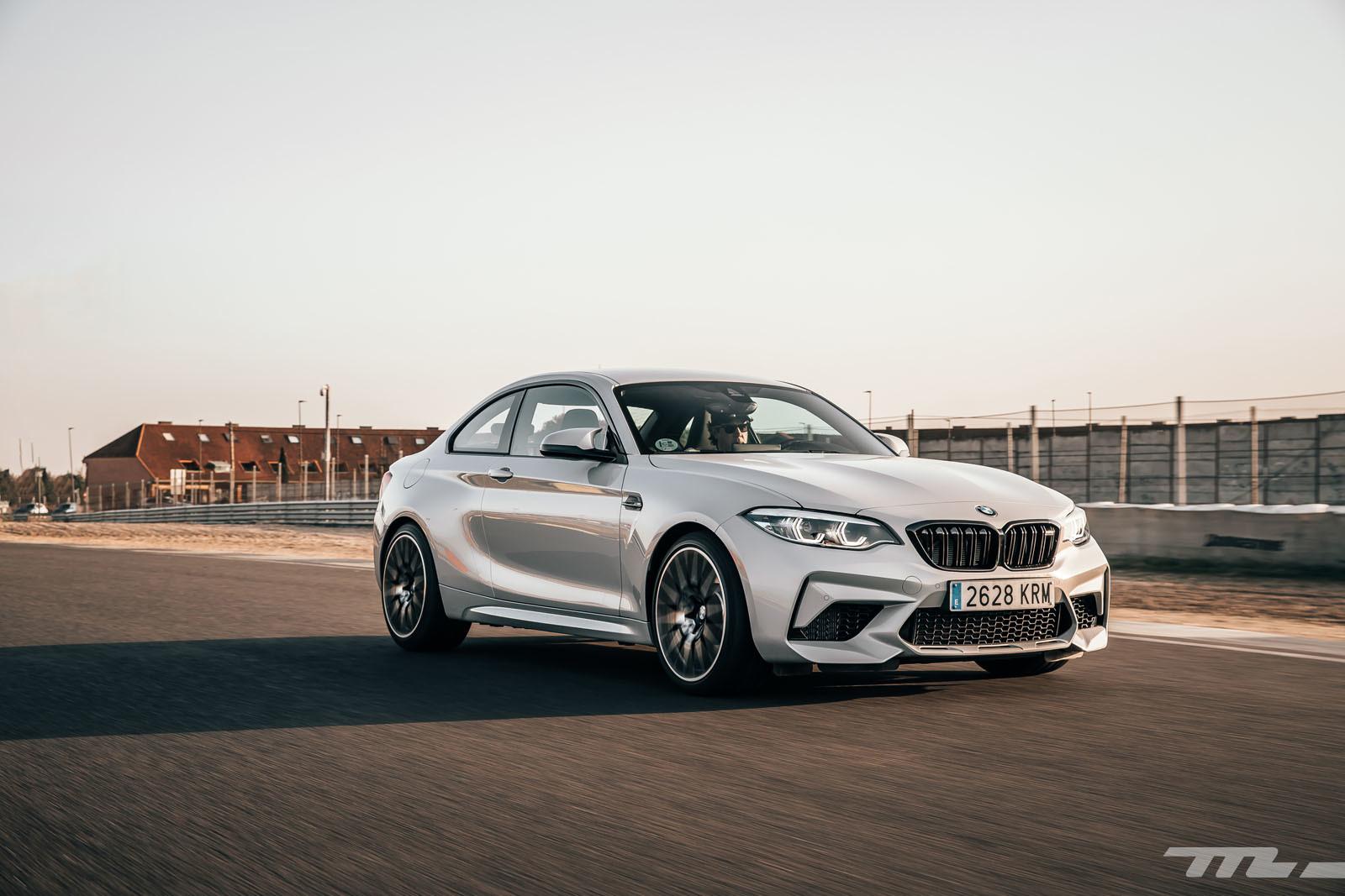 Foto de BMW M2 Competition (prueba) (28/42)