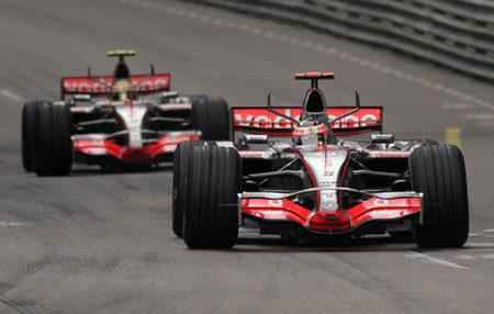 Chapuza de Telecinco con la F1