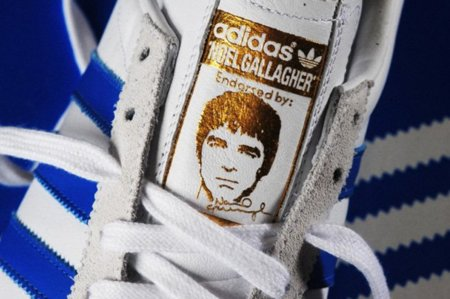 Las Adidas de Noel Gallagher