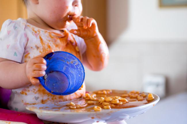Menú saludable para niños de entre 1 y 3 años