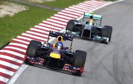 Sebastian Vettel tentado por Mercedes AMG