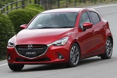 Saluda en voz baja al nuevo Mazda 2