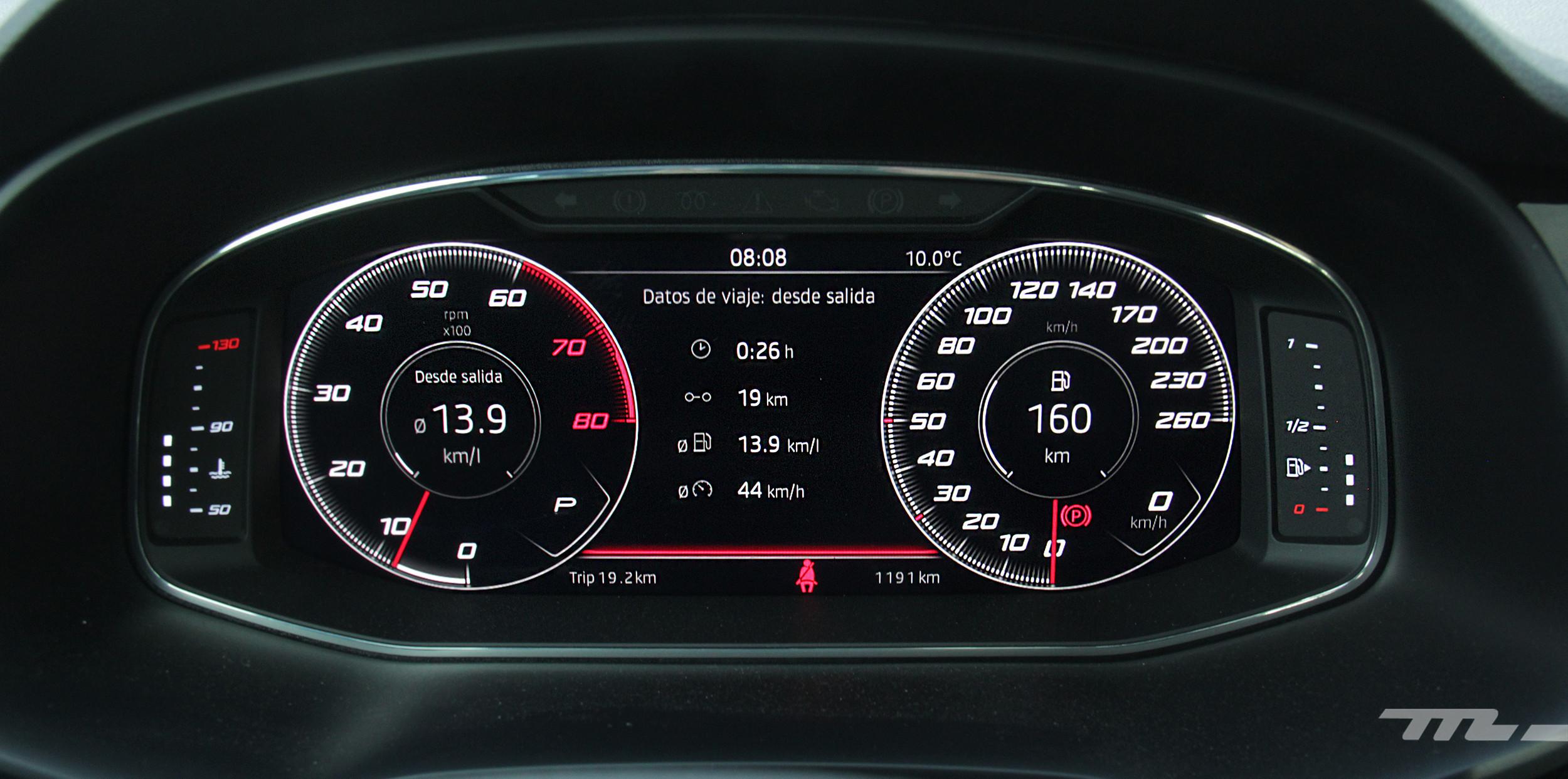 Foto de Mazda 3 vs. SEAT León (comparativa) (28/28)