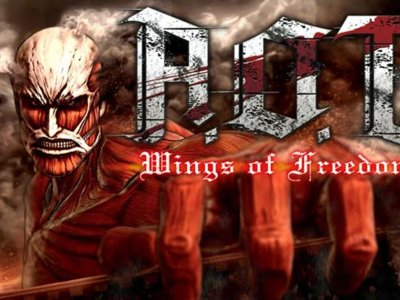 Attack on Titan: Wings of Freedom llegará en agosto y así lucirá