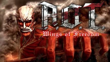 Attack on Titan: Wings of Freedom llegará en agosto y así lucirá