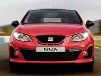 Seat Ibiza Cupra, primeras fotografías oficiales