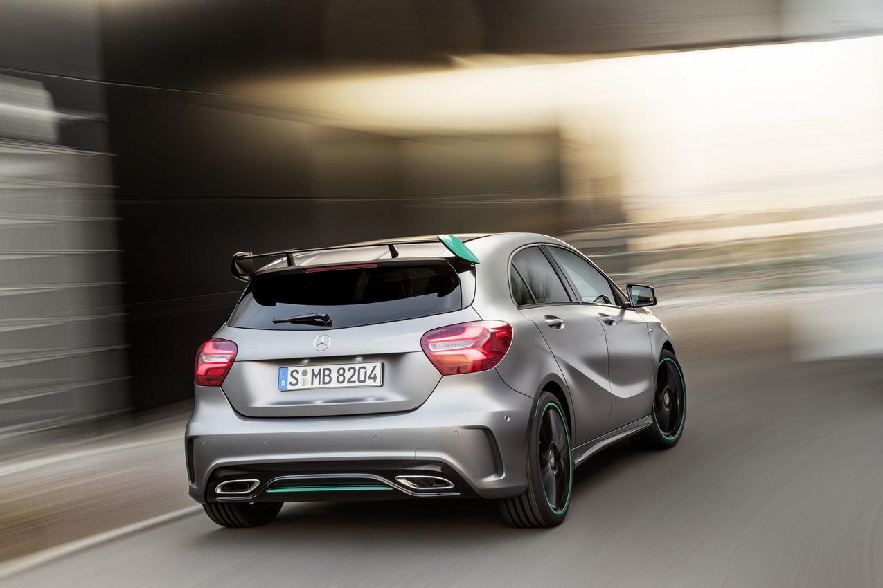 Foto de Mercedes-Benz Clase A 2015 (40/43)