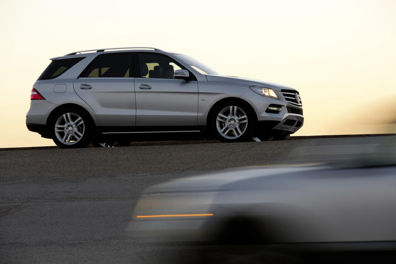 Foto de Mercedes-Benz Clase M 2012 (40/42)