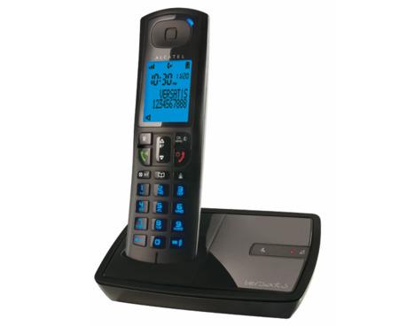 Alcatel E350, un DECT doméstico con ecualización de audio