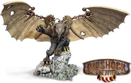 Presentadas las ediciones especiales de 'Bioshock Infinite'. Imágenes de la Ultimate Songbird Edition