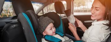 69 modelos de sillas de coche a contramarcha desde el nacimiento y hasta los 25 kilos: la forma más segura de viajar