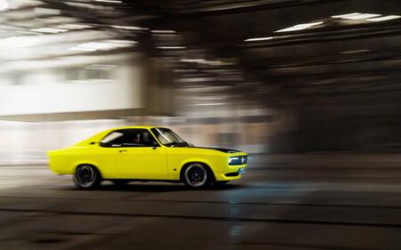 Opel Manta Gse Elektromod 3