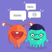 Monster Messenger, un 'Whatsapp' seguro para los más pequeños