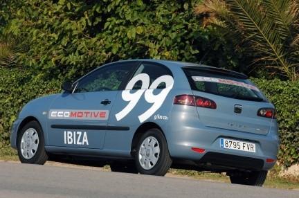 Seat Ibiza Ecomotive, a la venta en noviembre