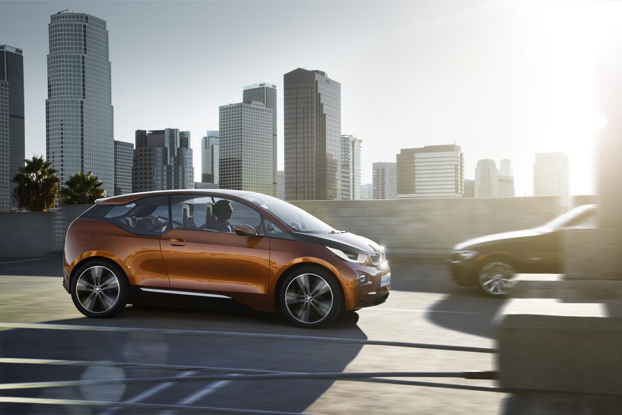 Foto de BMW i3 Concept Coupé (22/25)