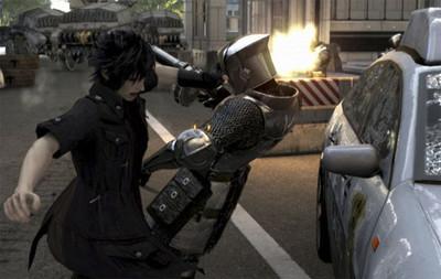 'Final Fantasy XV' vuelve a la carga con un nuevo tráiler. Así sí, Square Enix [TGS 2013]