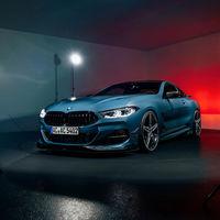 Así de fácil pasa de 0 a 313 km/h en menos de 40 segundos el BMW M8 Competition de AC Schnitzer