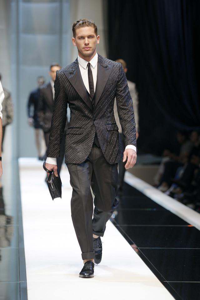 Foto de Milano Moda Uomo primavera-verano 2010: Dolce&Gabbana (9/16)