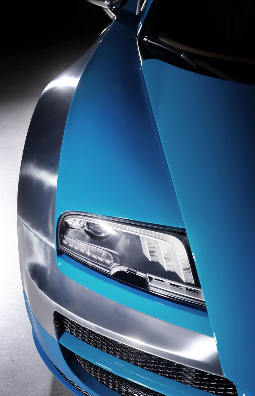 Foto de Bugatti Veyron Meo Constantini (10/24)