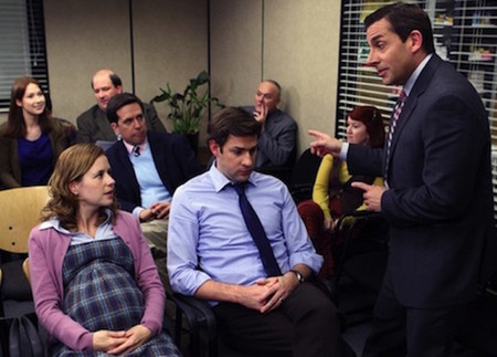 The Office Tv Show Ends