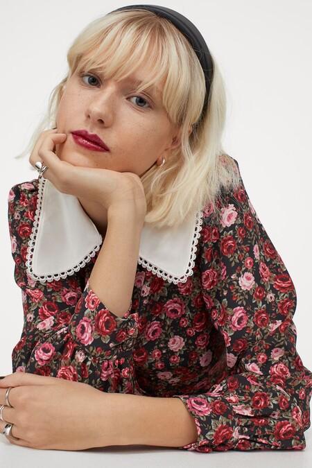 Estas horquillas de H&M son tan divertidas (sí, especialmente divertidas) y bonitas que son ideales para nuestros peinados de Nochevieja