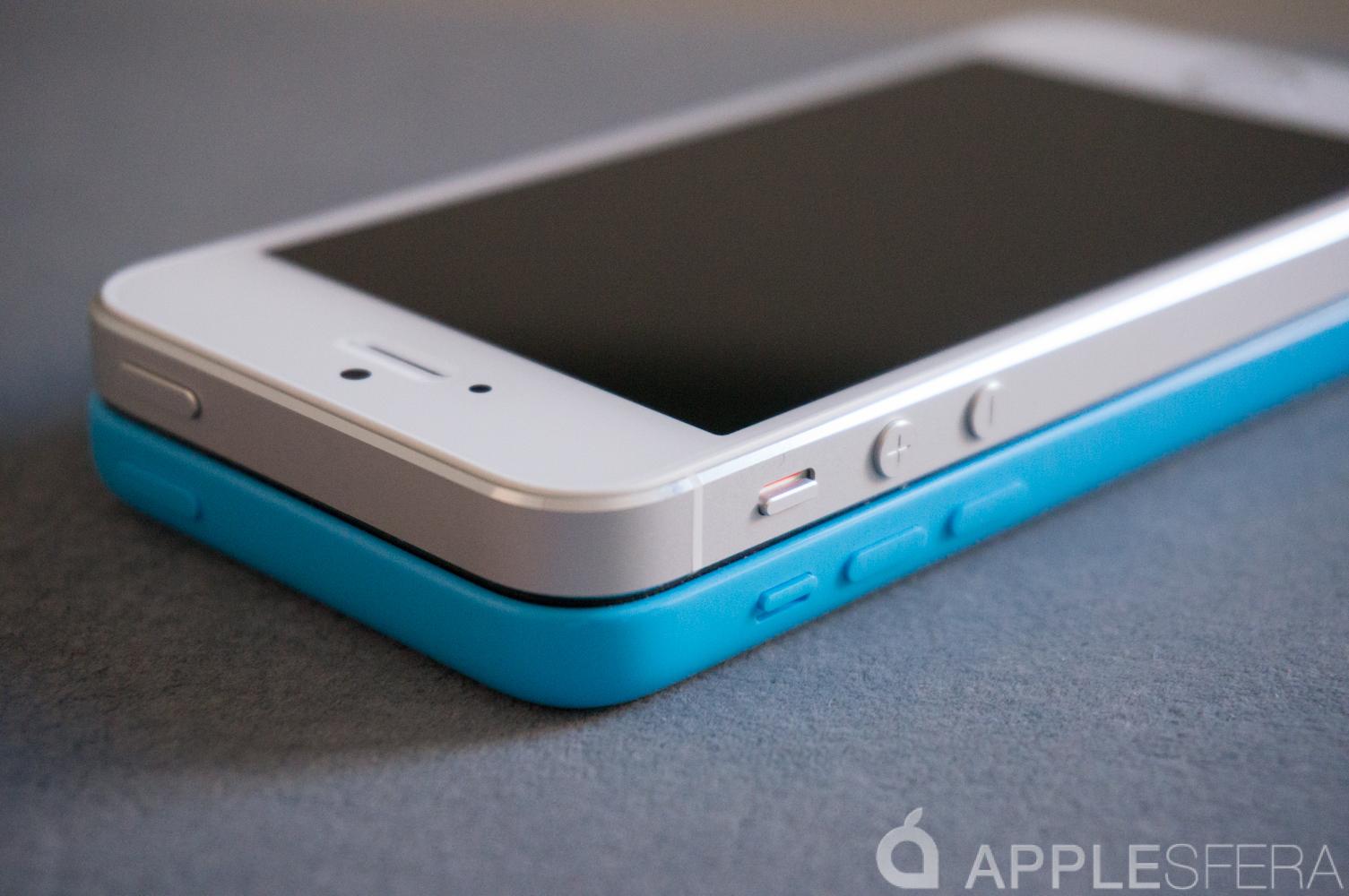 Así es el iPhone 5c