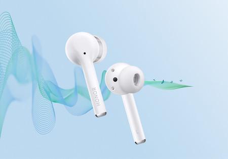 Honor ya tiene sus nuevos auriculares con cancelación activa de ruido: así son los Magic Earbuds