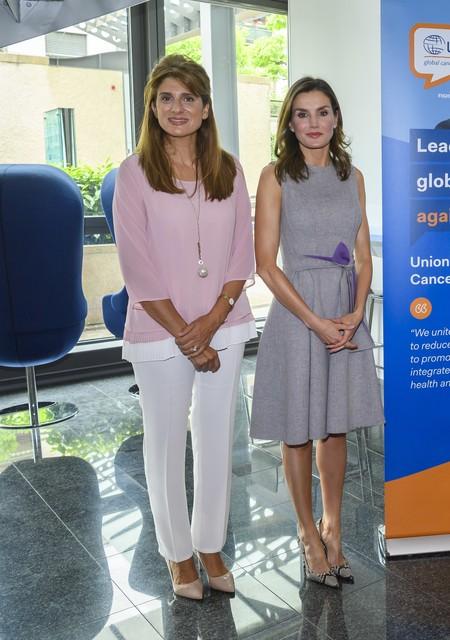 letizia look estilismo outfit